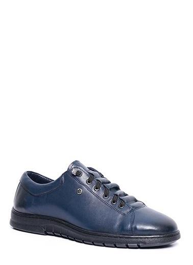 Pierre Cardin Bağcıklı Ayakkabı Lacivert